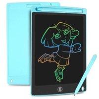 """Weihnachtsgeschenke Favor Newyes Zeichnungstabletten 8.5 """"LCD-Schreib-Tablet Electronics Graphic Board Handwriting-Pads mit Stift für Kinder"""