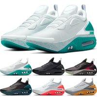 Adapt Auto Max Chaussures De Course Hommes Femmes Jetstream Triple Noir Blanc Fireberry Anthracite Infrarouge Carte Mère Hommes Formateurs Baskets De Sport Taille 36-45