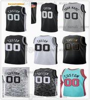 Печатные марки для баскетбола Derrick 4 White Dejounte 5 Murray 17 Doug Mcdermott Thaddeus 21 молодой 11 Joshua Primo 7 Bryn Forbes 2 Al-Farouq Aminu 25 Jakob Pueltl
