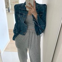 Women's Jackets 2021 Spring And Autumn Pure Color All-match Long-sleeved Sweater Jacket Short Diamond Knit Cardigan Women