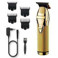 20% скидка S9 Professional Cornless Outliner Trimmer Hair Trimmer Beard Clipper Barber Shop Аккумуляторная машина для стрижки волос может быть нулевой заметкой