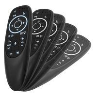 G10S Pro Voice Control Air Souris avec Sensing Gyro Mini Smart Smart Smart Télécommande pour Android TV Box PC H96 MAX Vente en gros