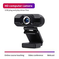 Full 4K Web with Built-in Microphone 3D DNR 1080P HD Computer PC Camera USB Driver Free Video Webcam