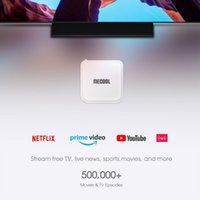 Mecool KM2 Android 10.0 TV Box Netflix Google Certificato ATV Amlogic S905x2 2 GB DDR4 2.4G 5G Dual WiFi HDR 10