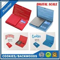 Biscotti Backwoods Bilancia elettronica 700g 0.1g Gioielli Gold Tobacco Stash Stash Peso VAPES Dispositivo di misurazione Digital Bilancia elettronica bilanciata bilancia