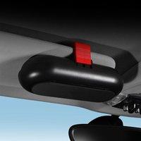 Auto Gläser Fall Sunglasse Aufbewahrungsbox Clip Karteninhaber für Mini Cooper R55 R56 R58 R60 F54 F55 F56 Styling Zubehör Andere Innenraum