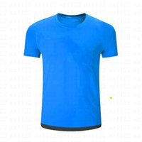 219-men unen 키즈 테니스 셔츠 운동복 훈련 폴리 에스터 러닝 화이트 블랙 블루 회색 Jersesy S-XXL 야외 의류