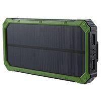 Hight Quality Tollcuudda 20000mAh Solar Powerbank für LG Telefon Power Bank Ladegerät Batterie Tragbare Mobile Pover Bank PowerBank