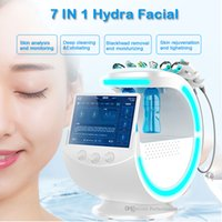 hydra dermabrasion facial hydrafacial hydro machine Microdermabrasion Face Lifting black head removal 7 handles