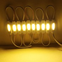 Modules 20pcs lot 1W COB Injection Led Module Light Advertising Lamp IP67 Waterproof 12V Sign Backlights For Channel Letters