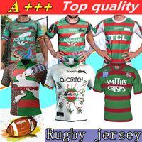 2021 2022 Yeni Güney Sydney Rabbitohs Anzac Yerli Rugby Formaları 20/21/22 En Kaliteli Avustralya NRL League Klasik Retro Jersey Gömlek Şort
