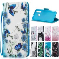 Huawei Honor 9X Case Fundas Leather Flip On SFor Coque 9 X Cover Fashion Wallet Phone Cases Cell