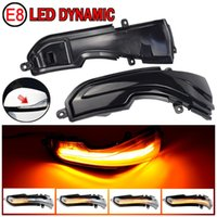 2pcs Dynamic LED Turn Signal Light Mirror Sequential Lamp Fo...