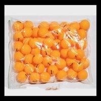 Bolas de Ténis de Tabela 50 pcs 3 estrelas Pong Ball Professional 40+ ABS 2.8G Branco laranja amador de treinamento avançado