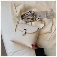 Stuff Sacks 4 colors lattice 2pcs set 2021NEW Top quality pu Shoulder Bags Women handbags ladies Waist luxurys designers lady clutch purse Fashion bquhuqx
