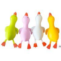 Fidget Brinquedos De Ventilamento De Pato De Brinquedo Festa Favor Combinação Ducks Puxe Decompression Pitch Top Selling HWD7677