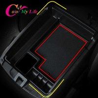 Auto Central Storage Armlehne Aufbewahrungsbox für Nissan X-Trail T32 Rogue 2014-2020 Arm Rest Handschuh Tray Halter Fall Palettenbehälter
