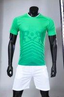 جديد # 55 أزياء كرة القدم جيرسي تخصيص قميص كرة القدم فريق موحدة فريق الإعلان التخصيص