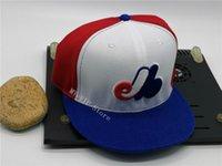 2021 Canada Exs Exos Caps Fashion Hip Hop Dimensione Cappelli da baseball Cappelli per adulti Picco piatto per uomo Donna piena chiusa