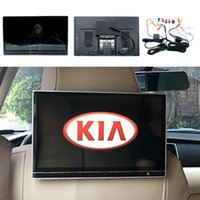 Car Video 12.5 Inch Android 9.0 System Screen Headrest Monitor For KIA KX5 Sportage R K5 4K HD Playback WiFi Rear Seat Display