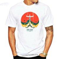 Men's T-Shirts Cowboy Bebop Space Childhood Memory Mens Short Sleeve Tees Shirt Hip Hop Streetwear Arrival Clothes Trend Tops