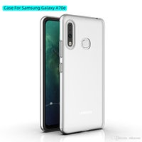 Ultra Thin Slim Transparent Clear Phone Cases Soft TPU Silicone Back Cover Shockproof Case For Samsung Galaxy A12 A32 A21 A41 A51 A71 A10S