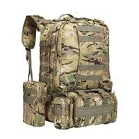 Mochila na moda Alta Qualidade Ao Ar Livre Militar Saco Molle Tactical Camping Viagens Caminhadas