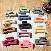 Korea Hair Clips Barrettes colourful hair jewelry female clip accessories wholesale
