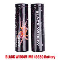 Black Widow IMR 18650 배터리 3500mAh 40A 전자 담배 vape mod를위한 충전식 리튬 이온 셀