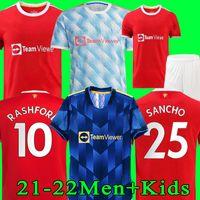 2021 Rangers 150. Jubiläumsfußball Jerseys Glasgow 2022 Training T-Stück Weste Champions 55 Defoe Hagi Barker Morelos Special 20 21 22 Football Hemd Herren + Kids Kit