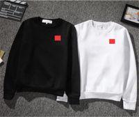 Pattern Maytwears Maglione Designer Abbigliamento Abbigliamento Felpe di Lusso Stuppo a girocollo Strain Straight Stem Style For Men E Donne