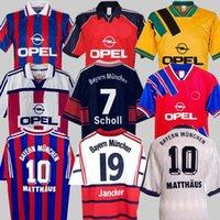 94 95 96 97 98 99 00 01 Бавария Мюнхен Ретро Джетки 02 Final Elber Zickle Effenberg Pizarro Scholl Matthaus Klinsmann Футбольные футболки 1995 2001