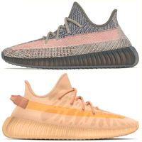Найти моно глиняную эш камень V2 обувь. Shop Kanyes Kneakers Croden Cinder Ice Mist Pearl Yecher Eliada Песчаный Taupe Asriel Углерод черный Статический