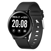 KW19 Smartwatch reloj inteligente Band Ultrathin Smart Watch Real Time Message Reminder Remote Control For Samsung
