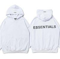 Sweatshirt designer Essentials hoodies mens womens tracksuit warm fog essential streetwear pullover sweatshirts loose hoodie hooded crewneck men women jackets
