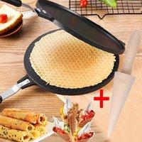 Egg Roll Mode Non-Stick Omelet Waffles For The Baking Pan Cake Aluminium Alloy Bakeware Crispy Machine Mold Tool Moulds