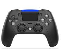 2021 PS5 PS4 충격 제어기 용 새로운 무선 블루투스 컨트롤러 조이스틱 게임 패드 게임 컨트롤러 패키지 빠른 배송