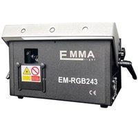 Professinal 3 Watt / 3000MW Scheda SD Scheda laser RGB Show Lights DMX512 IDDA con software ISHOW in scheda SD