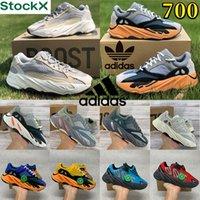 Corredor de Onda 700 Malé Inertia Tênis Com Caixa de de Sapatos Das Mulheres Dos Homens 700 Seankers Esportes Estáticas Tamanho 36-45