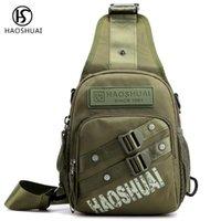 Backpack Mens Chest Shoulder Sling Cross Body Messenger Bag For Men Military Tactical