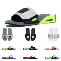 90 Slide mens women Beach Slippers volt black rose Game Roya...