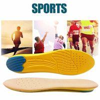 Por favor, entre em contato conosco antes de colocar uma ordem Primavera Silicone Gel Ortopédico Sapatos Sole Insoles Pés Flat Support Support Inserts Plantar Fas H2SJ #