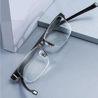 Sunglasses Magnet Reading Glasses Men Women Hanging Neck Magnetic Soft Vintage Eyeglasses Blue Light Blocking Metal Reader
