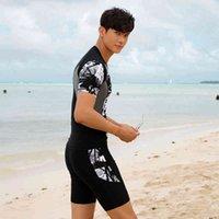 Pantalons de shorts de wetsuit pour surfer de plongée plongée en apnée homme pantalon natation porte maillot de bain pour hommes