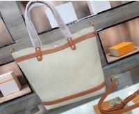 Designer di lussurys borse borse per borse per la spesa di moda borse per la spesa Canvas Shoudler Bags Dual-Usa Package High Capacità e stile casual