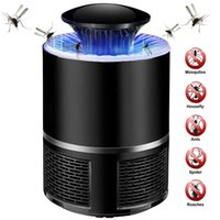 Magicfly USB Mosquito Killer Lamp, Low-voltage Electric Anti Mosquito UV Light Trap Tool for Office Home Baby Pregnant Woman T200619