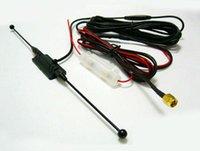 Câmeras traseiras da vista traseira Sensores de estacionamento DVB-T ISDB-T Antena TV digital Aérea com um conector SMA 5M + WF