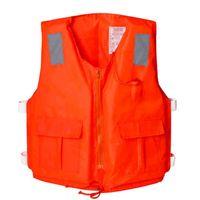 Life Vest & Buoy Child Jet Ski Whistle Snorkeling Security Lifeguard Boating Rafting Gilet Sauvetage Safety Protective Gear XR50JSY