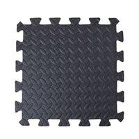 12 stücke 31x31cm Fitness Pad Schutzboden Matte Anti-Rutsch Blase Bowl Schaum Übung Kissen Sportausrüstung Für Gymnastik Haus Yoga