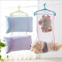 Armazenamento da lavanderia Organização criativa almofada de almofada de almofada de prateleira de prateleira de secagem com várias prateleiras